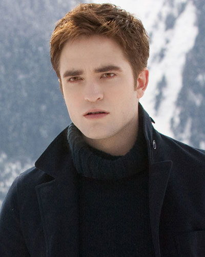 Robert Pattinson - Edward Cullen - Twilight - Breaking Dawn, Part 2 - Hair