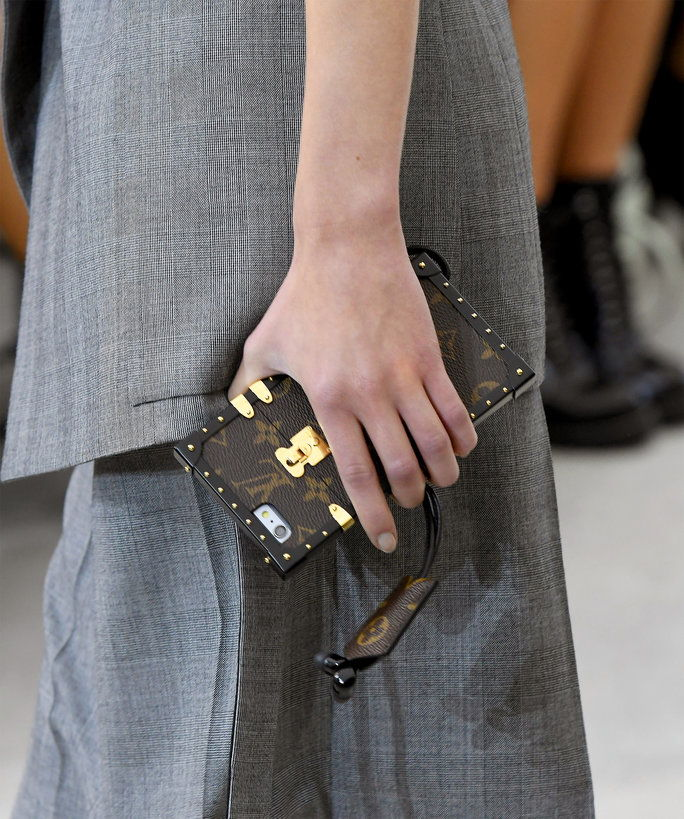 LV Phone Case Lead Embed