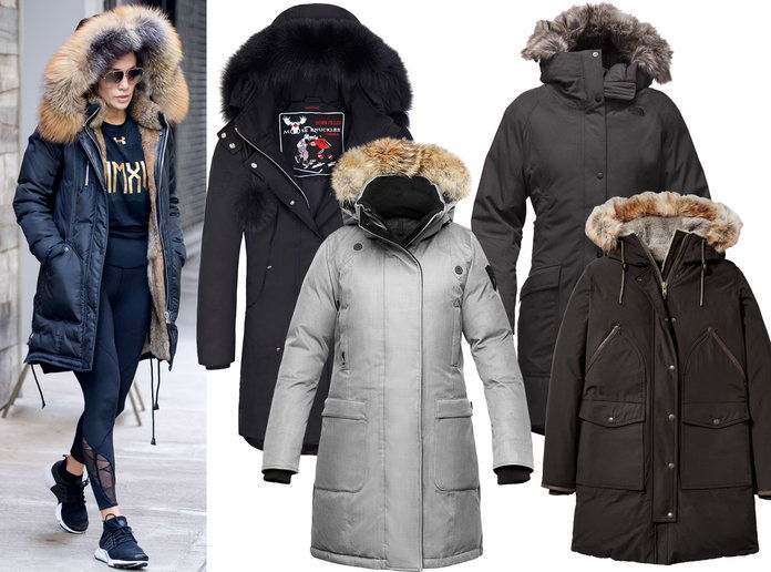 Jennifer Lopez Winter Coat