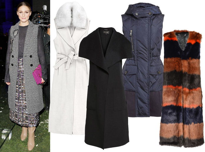 Olivia Palermo Winter Coat
