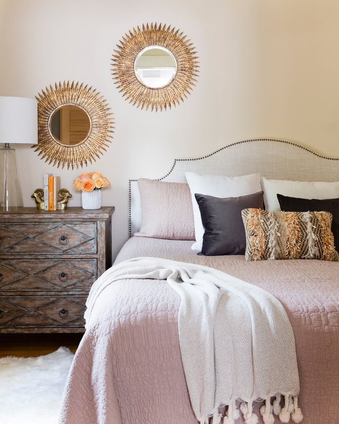 bakalár Ben Higgins & Lauren Bushnell Home Tour Bedroom