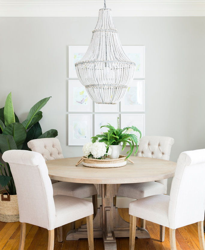 bakalár Ben Higgins & Lauren Bushnell Home Tour - Dining Room
