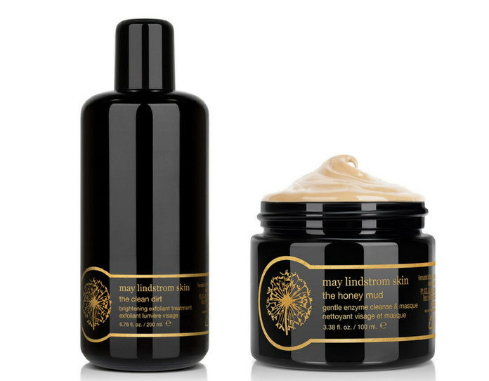 potrebbe Lindstrom The Honey Mud Mask and The Clean Dirt