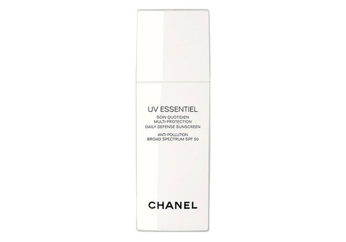 Awal 20s: Chanel UV Essentiel Multi-Protection Daily Defense Sunscreen Anti-Pollution Broad Spectrum SPF 50