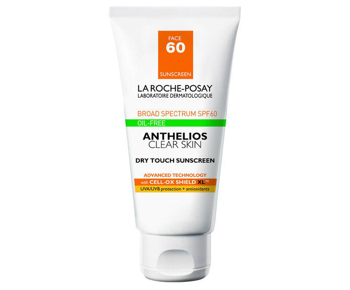 Akhirnya 20s: La Roce Posay Anthelios 60 Clear Skin Dry Touch Sunscreen