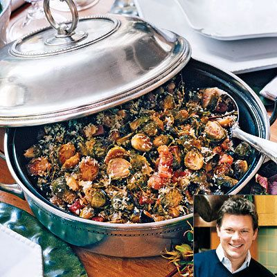 Tyler Florence, Roasted Brussels Sprouts, Thanksgiving Recipes