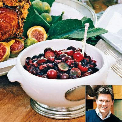 Tyler Florence, Cranberry Sauce, Thanksgiving Recipes