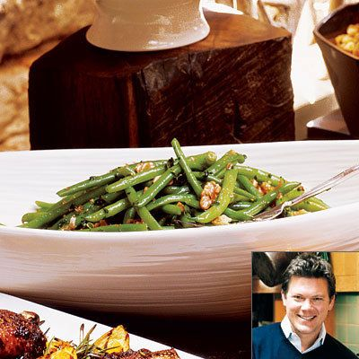 Tyler Florence, Green Beans, Thanksgiving Recipes