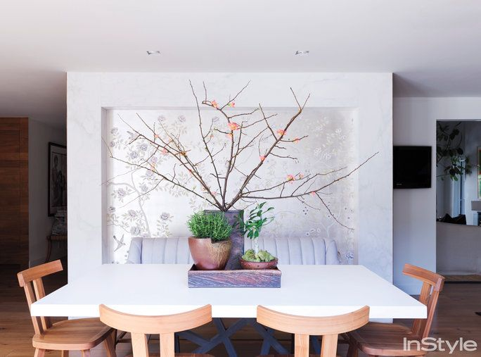 Amber Valletta Home - Dining Room