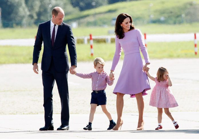 Royal Family Matching Outfits