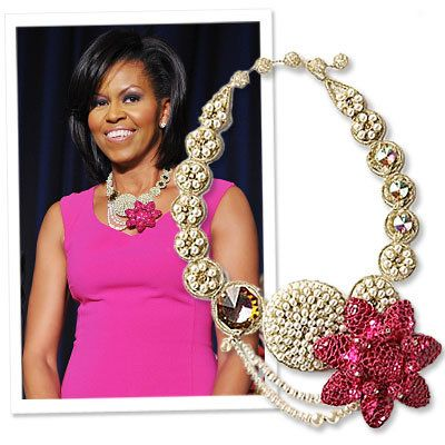 Michelle Obama - Anthropologie
