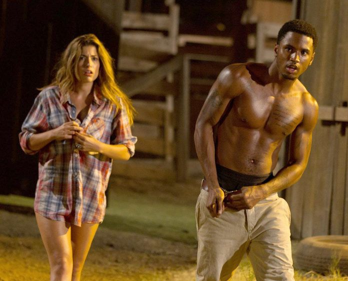 Trey Songz in Texas Chainsaw 3