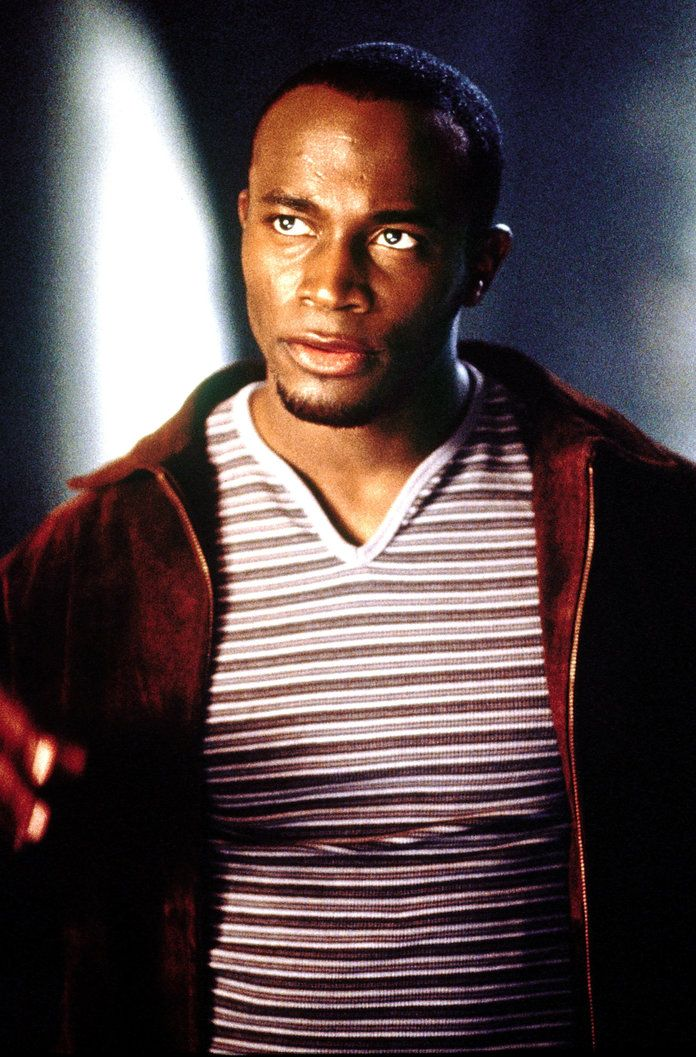 Taye Diggs in House on the Haunted Hill