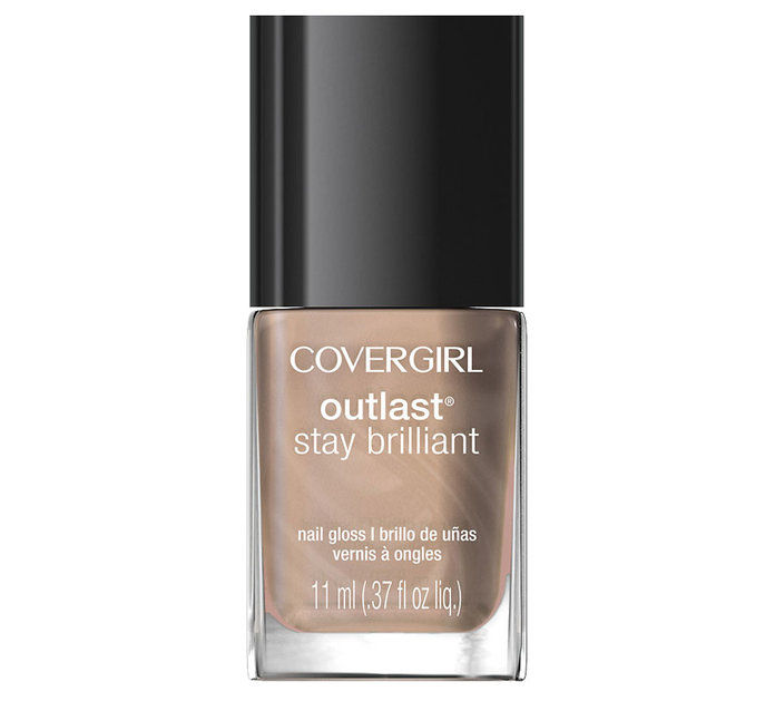 Zendaya's Favorite — CoverGirl Outlast Stay Brilliant Nail Gloss in Daisy Bloom 30