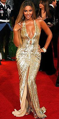Tutup Exclusives, Beyonce's Greatest Red-Carpet Looks, 2007 Golden Globes in Elie Saab