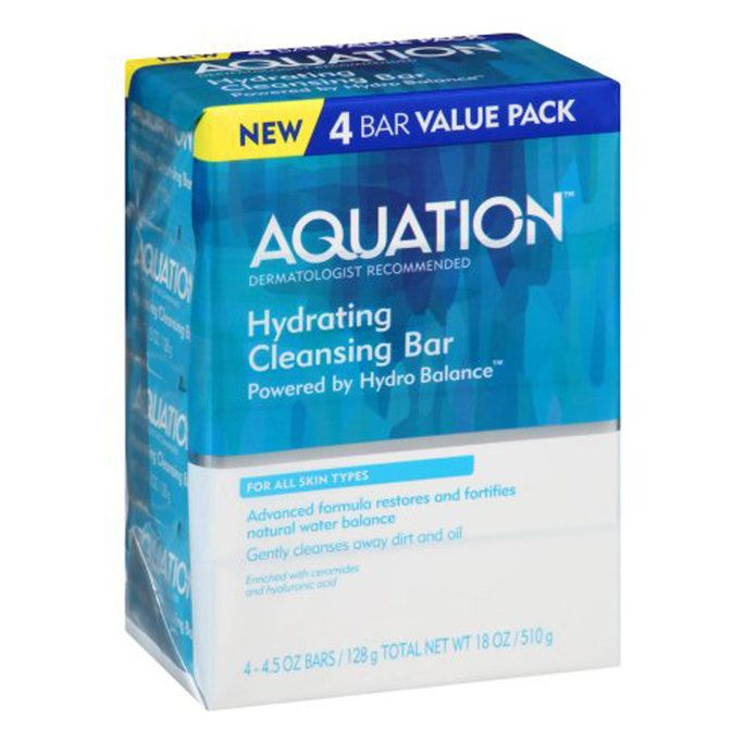 Aquation Hydrating Cleansing Bars