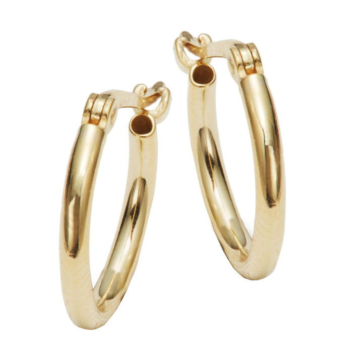Emas Hoop Earrings