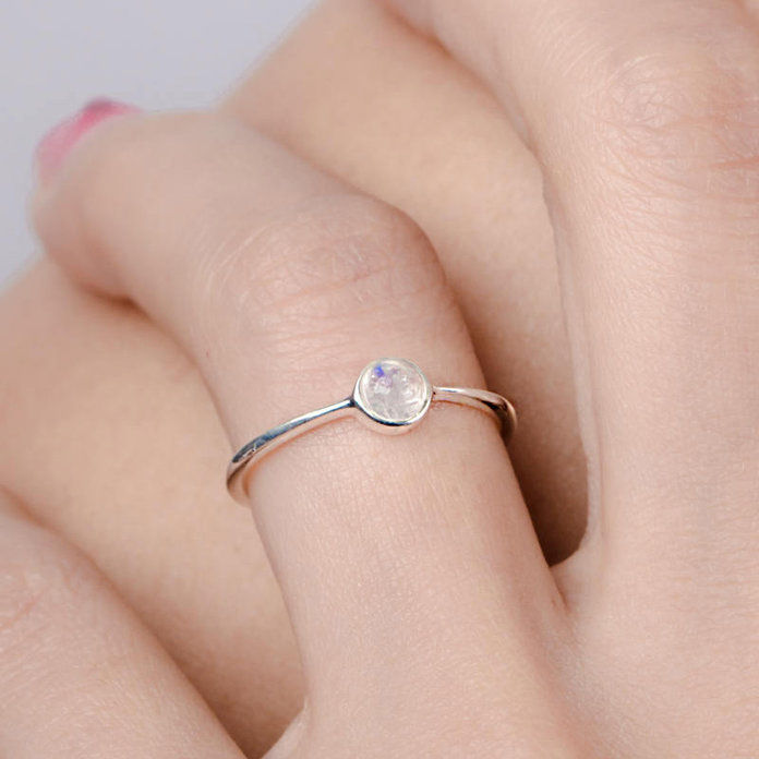 lunaijewelry - Moonstone Ring