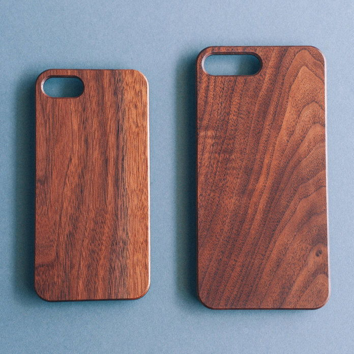 Mandallion - Wood iPhone Case