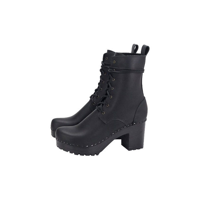 No.6 Lace Up Boot