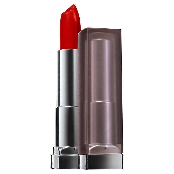 Maybelline Color Sensational Creamy Mattes Lip Color in Siren in Scarlet