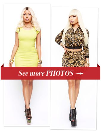 Nicki Minaj Collection