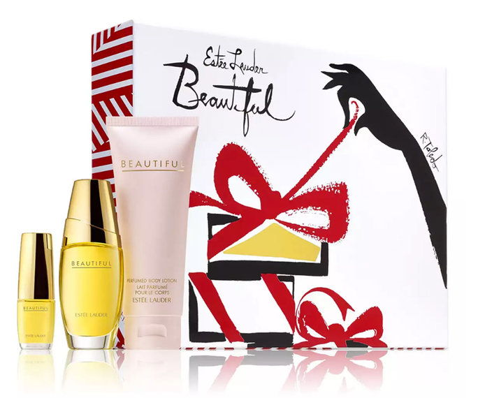 Estee Lauder Beautiful to Go Set