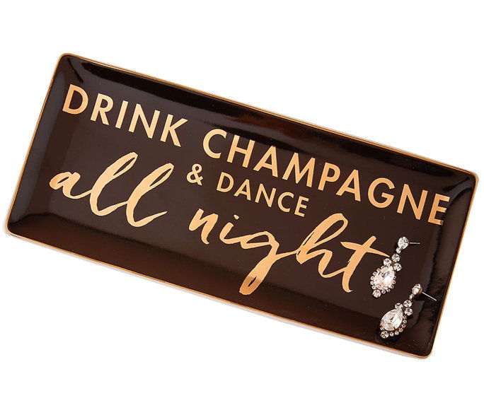 BHLDN Dance All Night Ceramic Tray