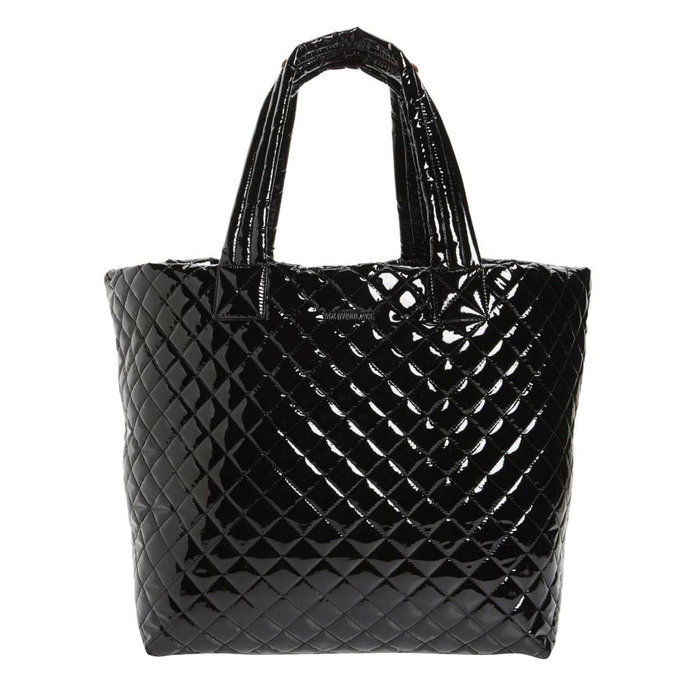 MZ Wallace Large Metro Quilted Oxford Nylon Tote