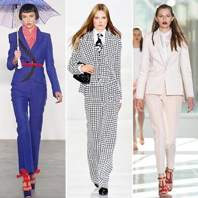 Primavera/Summer 2014 Trend: Suits