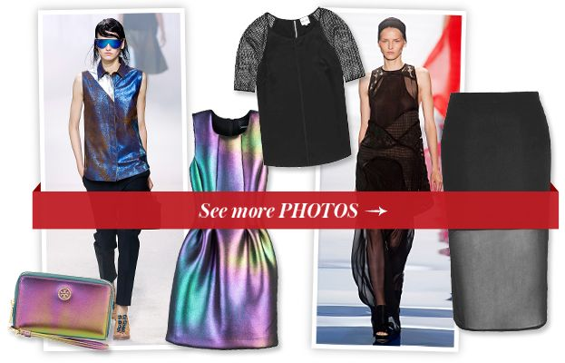 Primavera/Summer 2014 Trends for Fall