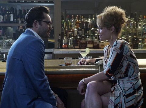 ed Westwick and Erika Christensen - Wicked City Pilot