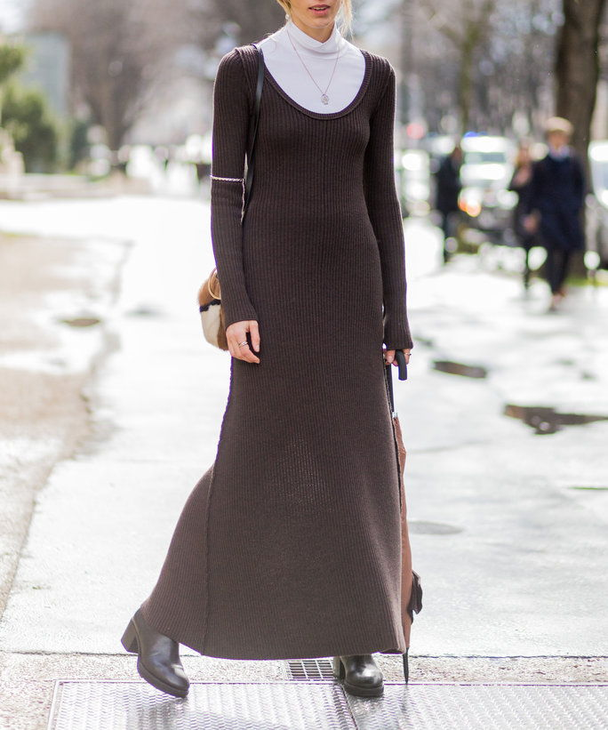 Sweater Dresses - LEAD