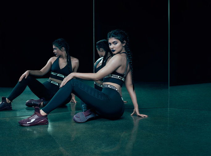 Kylie Jenner for PUMA