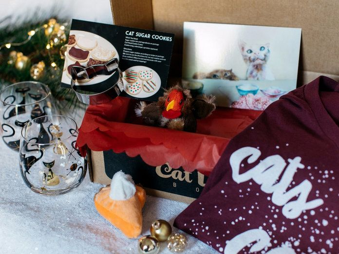 CatLadyBox subscription box