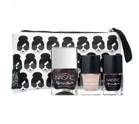 Alice and Olivia Nails Inc set