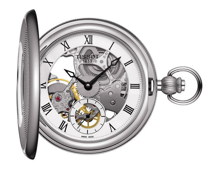TISSOT BRIDGEPORT POCKET Watch