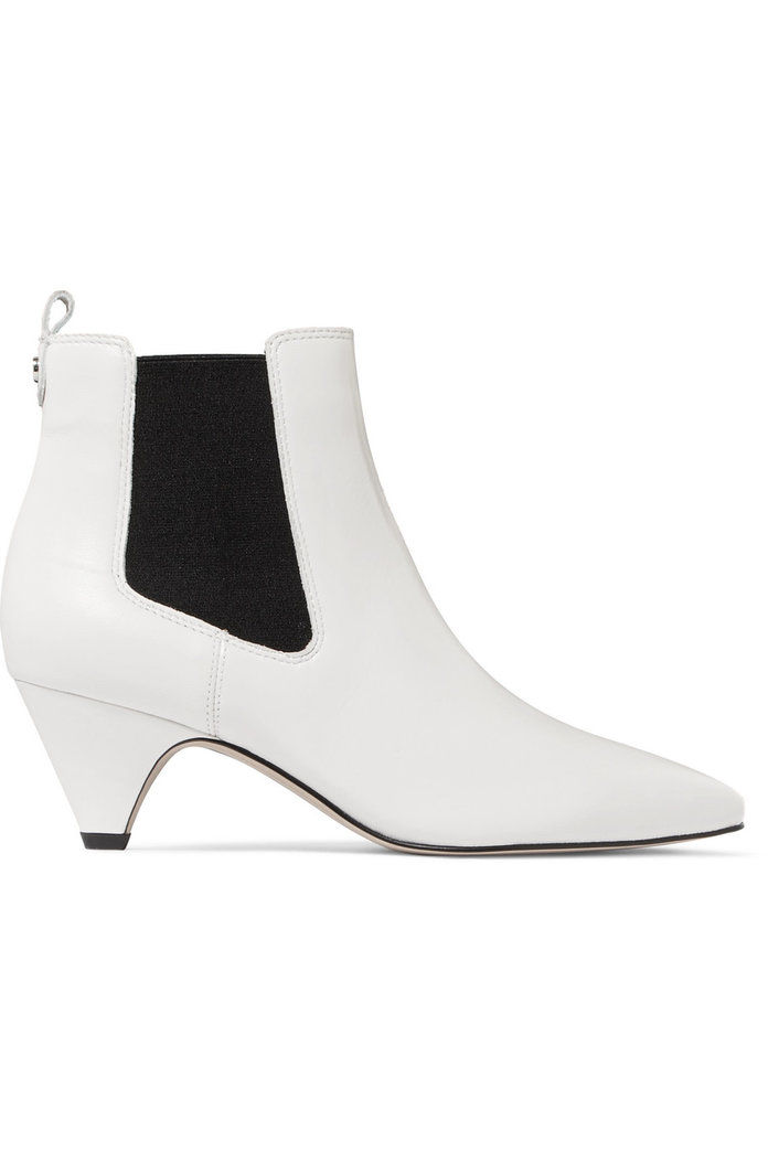 Pelle Ankle Boots
