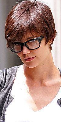 Katie Holmes, Glasses, The Look, trends