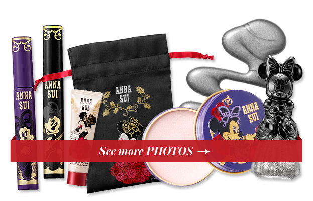 minnie Mouse - Anna Sui - Holiday Makeup