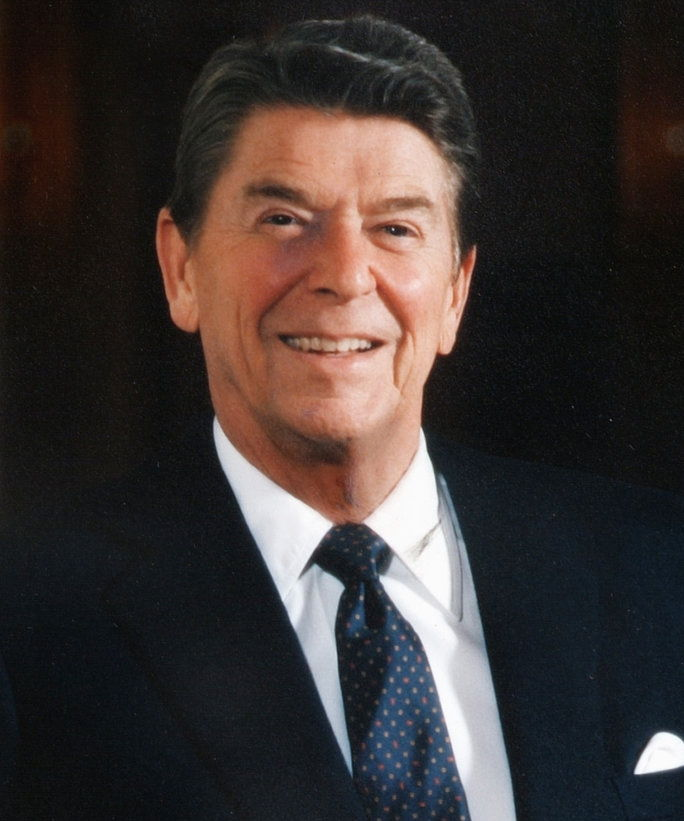 Ronald Reagan - Orange Blossom Special