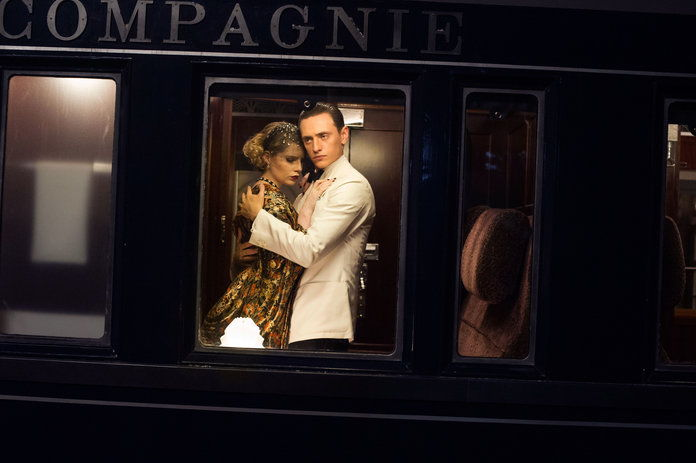 Pembunuhan on the Orient Express