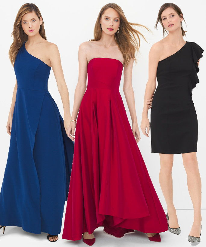 WHBM's Inaugural Dress Collection