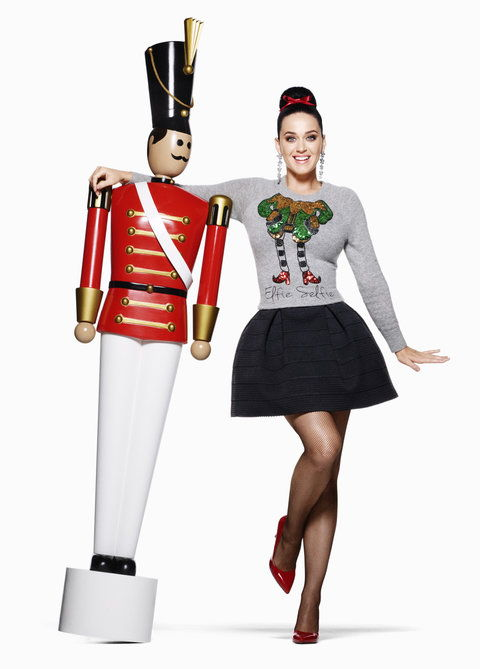 Katy Perry H&M - Embed 4