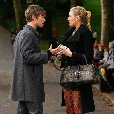 Gosip Girl - Episode 10 - Chace Crawford - Blake Lively