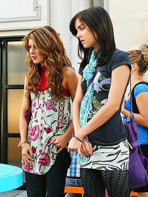 90210, Games People Play, Shenae Grimes, Jessica Stroup