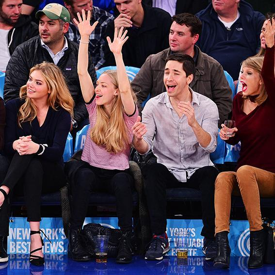 Courtside Celebs