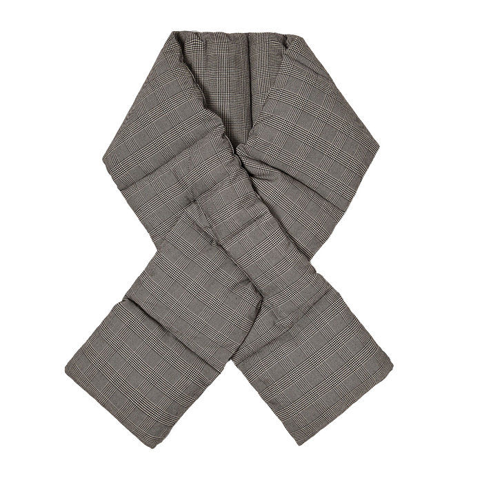 kontrolované Quilted Scarf
