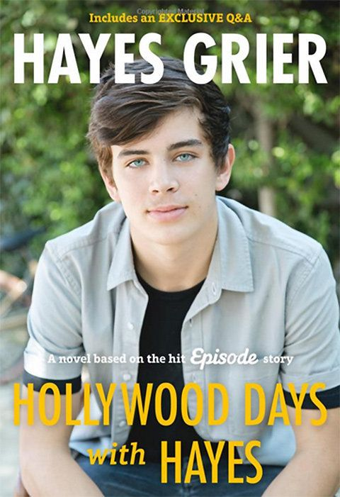 Hayes Grier Book - Embed