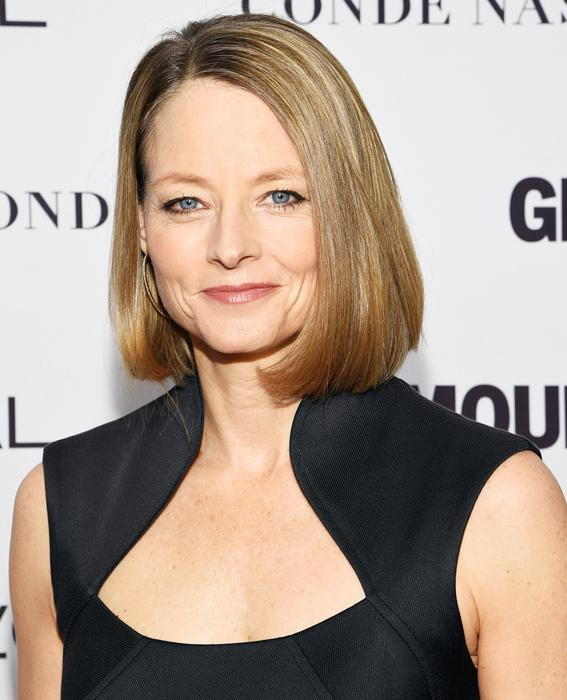 Jodie Foster - transformations